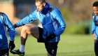 LEICESTER, ENGLAND - DECEMBER 08:  Islam Slimani during the Leicester City training session at Belvoir Drive Training Complex on December 08 , 2016 in Leicester, United Kingdom.  (Photo by Plumb Images/Leicester City FC via Getty Images)