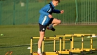 LEICESTER, ENGLAND - DECEMBER 08:  Harvey Barnes during the Leicester City training session at Belvoir Drive Training Complex on December 08 , 2016 in Leicester, United Kingdom.  (Photo by Plumb Images/Leicester City FC via Getty Images)