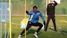 LEICESTER, ENGLAND - DECEMBER 08:  Daniel Amartey during the Leicester City training session at Belvoir Drive Training Complex on December 08 , 2016 in Leicester, United Kingdom.  (Photo by Plumb Images/Leicester City FC via Getty Images)